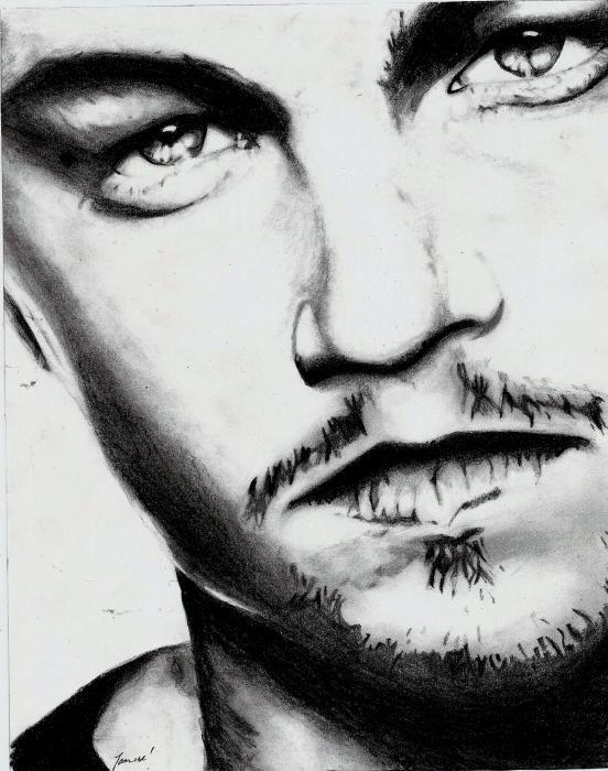Leonardo DiCaprio by janine